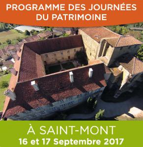 Journées du Patrimoine à Saint-Mont