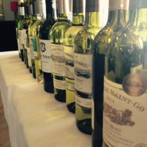South West White wines Tour