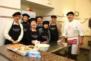 Démonstrations culinaires – Saint Mont en fête