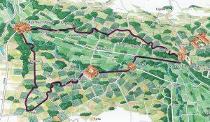 Circuit de l'Adour - Territoire de l'appellation Saint Mont