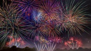 Spectacle Son et Lumière – Feu d'Artifice pour Saint Mont en fête