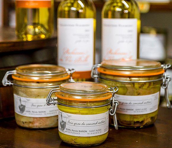 EURL Baron, vente de produits gastronomique dans le Gers (32)