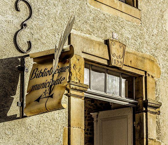 Médiathèque à Riscle dans le Gers