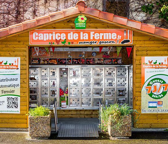 Caprice de la ferme, produits gastronomiques du Gers (32-