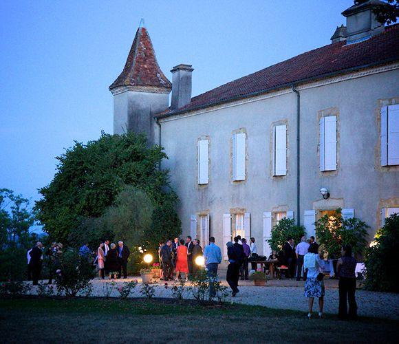 Chateau de Projan, hébergement gers