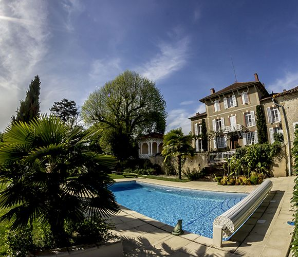 Chateau de Lahitte, hébergement Gers 32