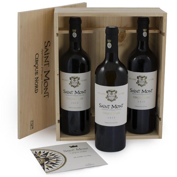 Coffret Grand Vin de Saint Mont - Cirque Nord