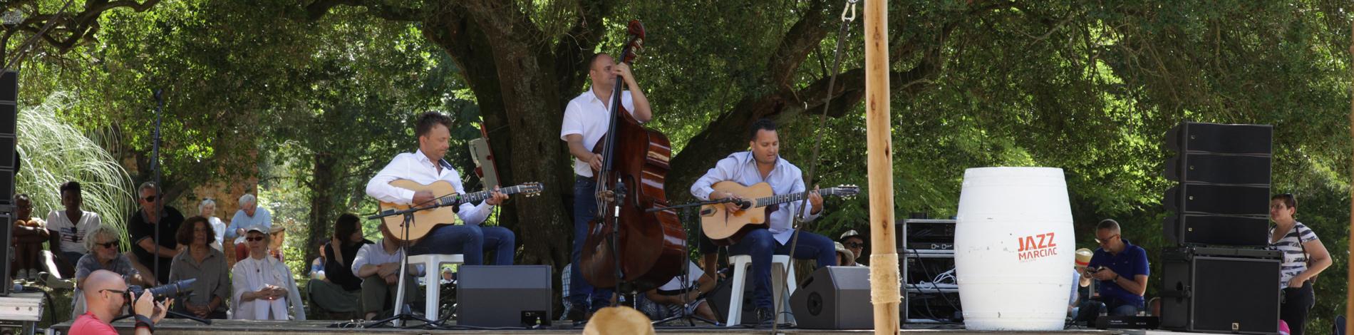 Jazz au Coeur de Saint Mont