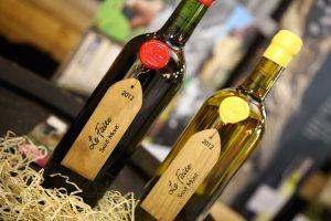 Assemblage du Grand Vin de Saint Mont : Le Faîte