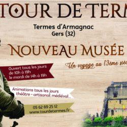 Musée Tour de termes