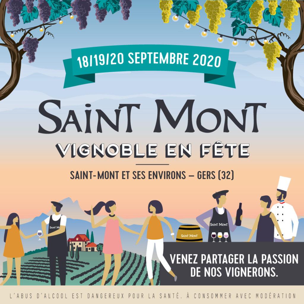 Saint Mont Vignoble en Fête revient en septembre 2020