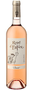 Rosé d'Enfer - Accords mets et vins rosé