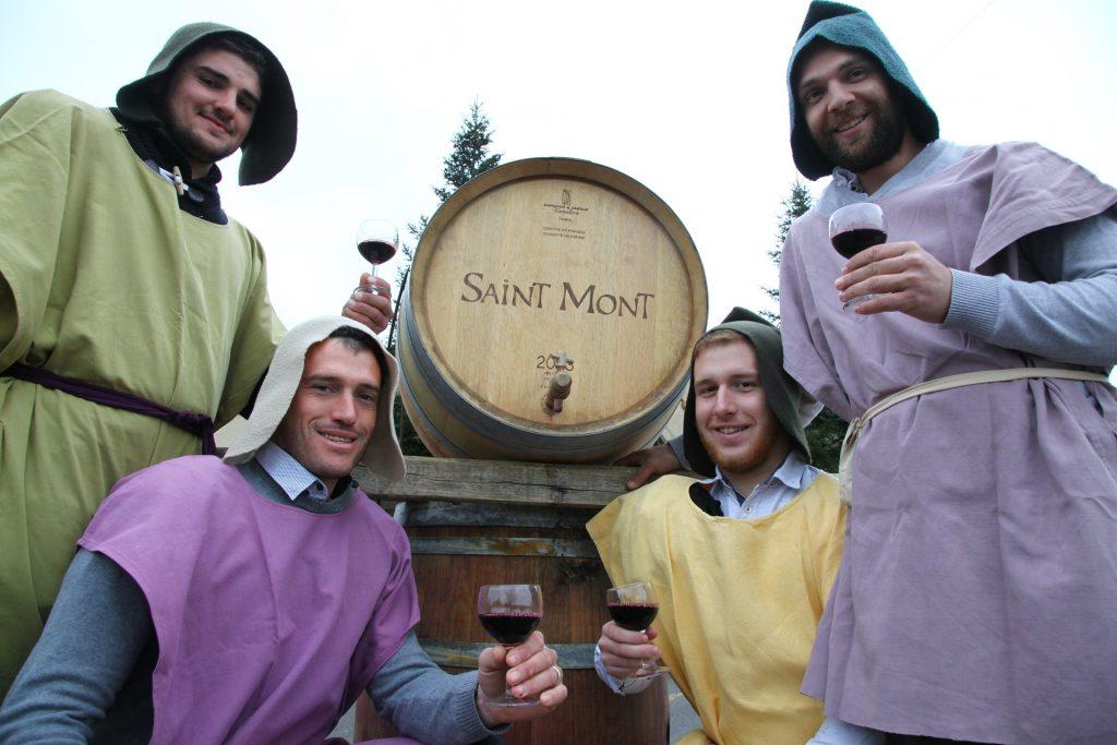 Saint Mont Vignoble en Fête 20 ans
