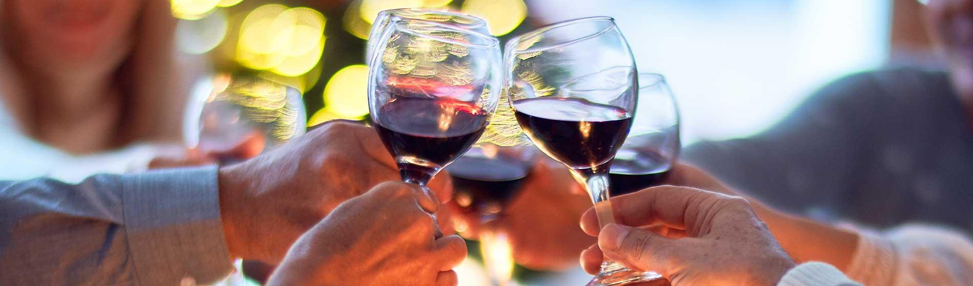 Les accords mets et vins de fête
