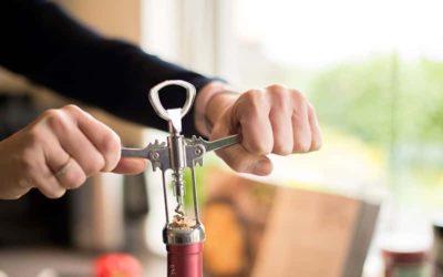 Idée cadeau amateur de vin - Tire-bouchon