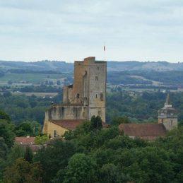 Visitez la Tour des termes, monument historique à Termes d'Armagnac dans le Gers 32